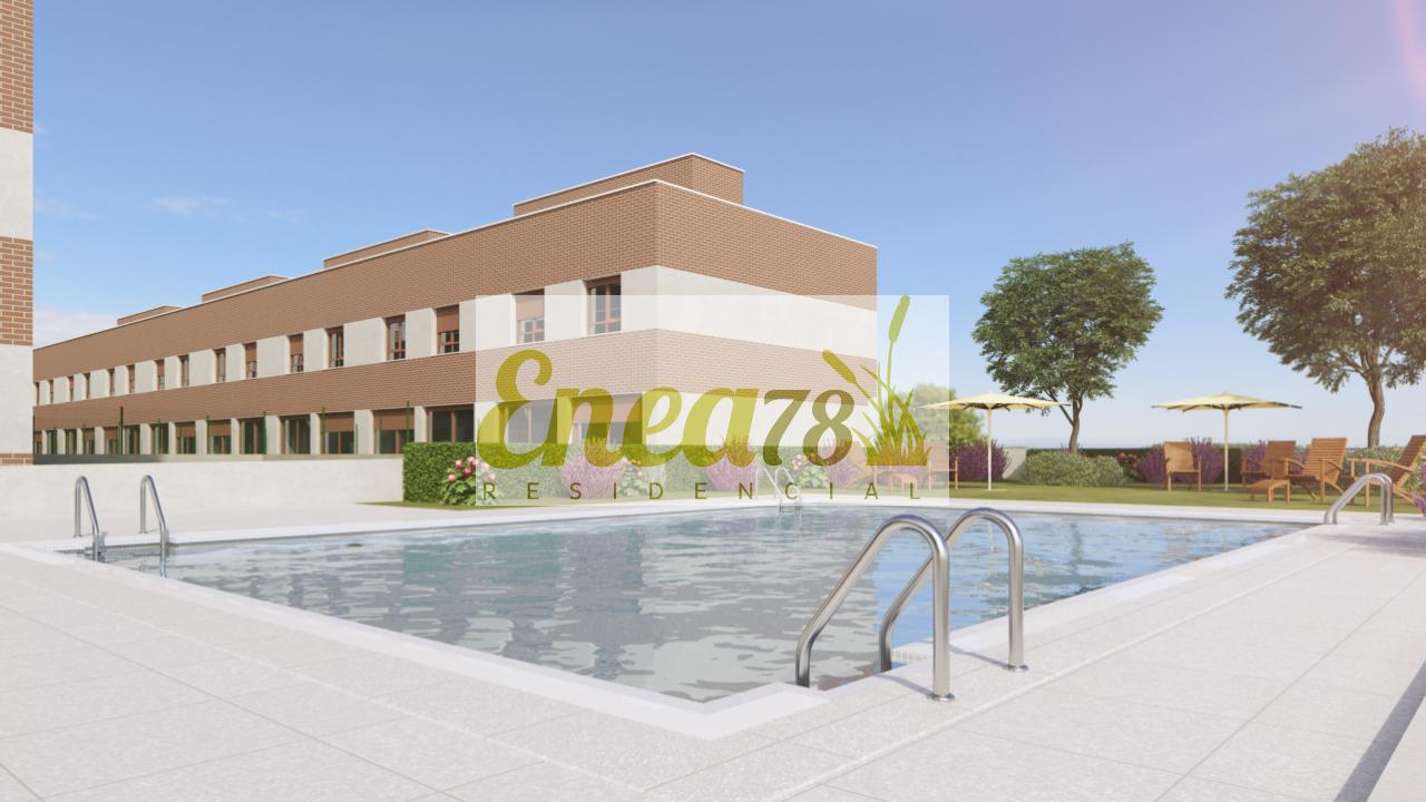 Rivas vaciamadrid residencial enea78 altter - Casas en rivas vaciamadrid ...