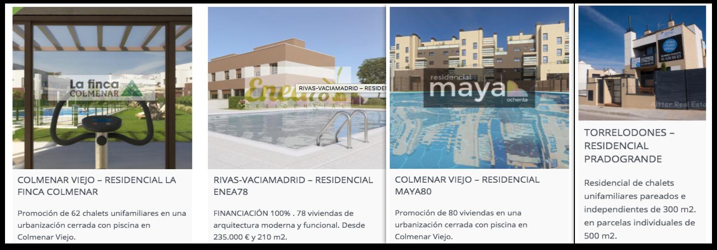 Altter Real Estate / Promociones Inmobiliarias