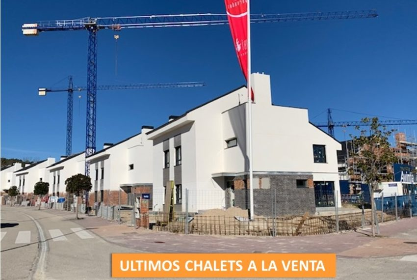 Ultimos Chalets 2020